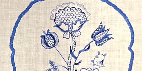 Deerfield Embroidery (Two-Session Class) tickets