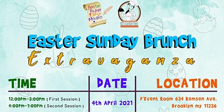 Pen To Paper Your Magic & KDscomfortfood Easter Extravaganza tickets