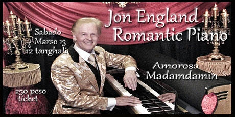 Jon England ~ Emotional Piano entradas