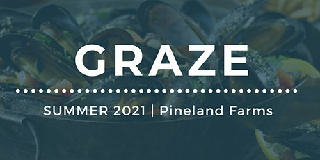 Graze with Orono Brewing Company and Cold River tickets