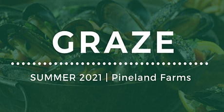 Graze with Fore River Brewing tickets