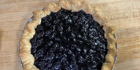 Annie's Signature Sweets  Virtual Gluten Free Blueberry Pie class tickets