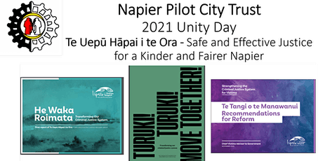 Napier Pilot City Trust Unity Day tickets