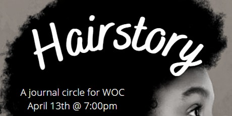 Hairstory- Let's talk about hair! tickets