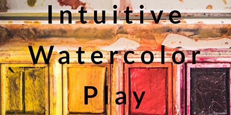 Intuitive Watercolor Play tickets
