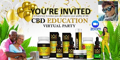 Own a CBD Online Dispensary (Live Weekly Webinar) tickets