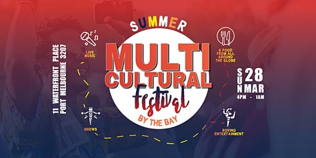 Multicultural Summer Festival by the Bay tickets