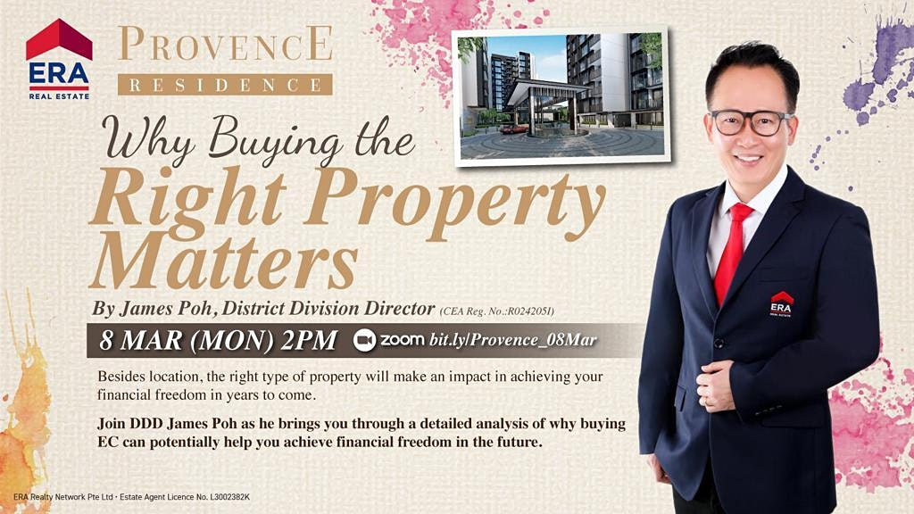 Why Buying The Right Property Matters? (Provence Residences)