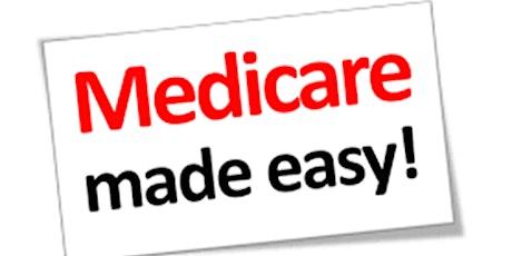 Medicare Educational Webinar tickets