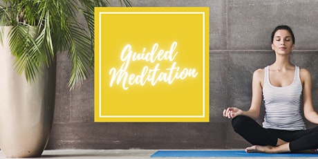 Guided Meditation via Zoom tickets
