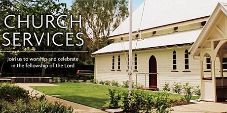 St John Bulimba Anglican Church - Easter Sunday 9:30am Service tickets