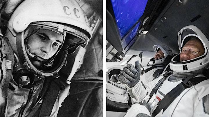 Immagine In diretta dal Planetario di Torino - 60 anni dal primo uomo nello spazio