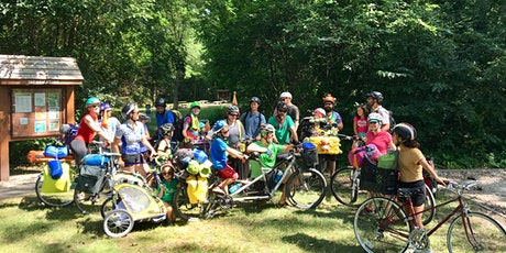Bike Camping in the City: Family Campout 2021 tickets
