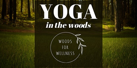 Yoga in the Woods – outdoor tickets