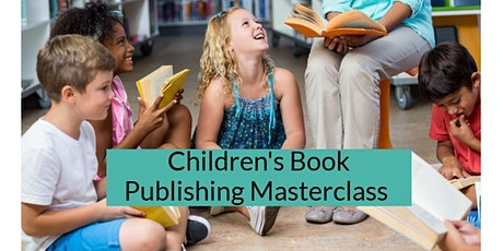Children Book Writing and Publishing Workshop tickets