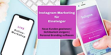 Instagram-Marketing - für Einsteiger Tickets