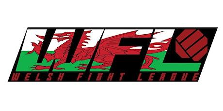 Welsh Fight League 1 tickets