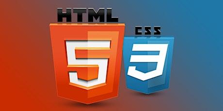 April Holiday Program at Blacktown- HTML &CSS- Web Development (10 +years ) tickets