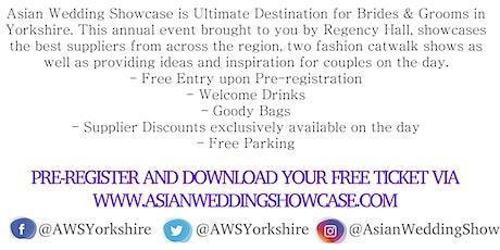 Asian Wedding Showcase tickets