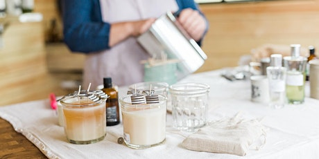 Candle Making Masterclass tickets