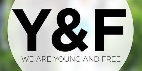 Y&F Night - 12 maart tickets