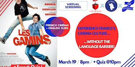 Virtual Movie Night #18: « Les Gamins » + French quiz! tickets