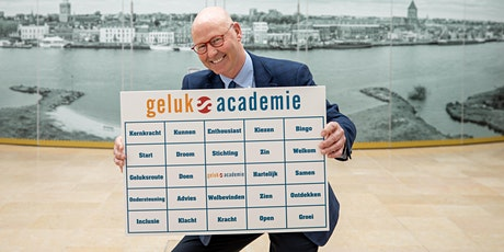 kick-off stichting Geluksacademie tickets