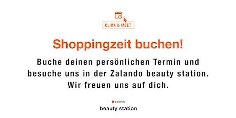 Click & Meet  -  Zalando BEAUTY STATION BERLIN Tickets
