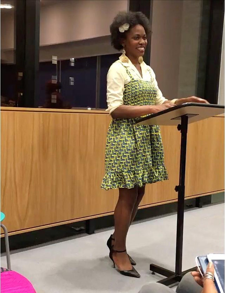 The Power of Writing: During the Pandemic and Rise in Global Black Trauma image