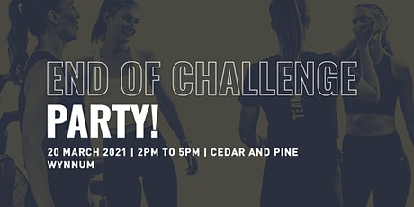 Fitstop Wynnum End of Challenge Party! tickets