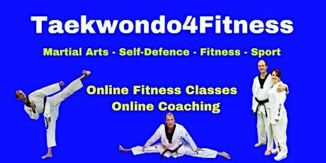 Taekwondo Online Fitness Class entradas