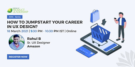 How to jumpstart your career in UX Design? tickets
