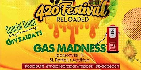 420 FEST JACKSONVILLE RELOADED tickets