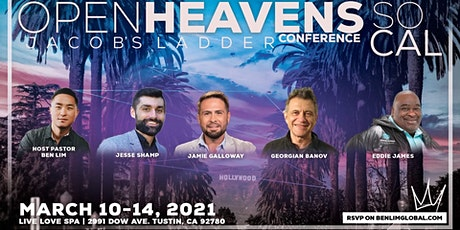 Open Heavens SoCal Jacob's Ladder Conference tickets