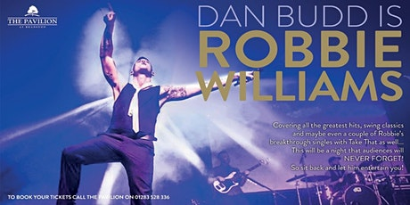Robbie Williams Tribute  - Including 3 course dinner & disco tickets