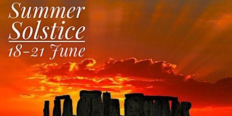 STONEHENGE SUMMER SOLSTICE FESTIVAL tickets