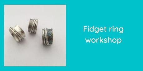 Silver Fidget Ring Workshop tickets