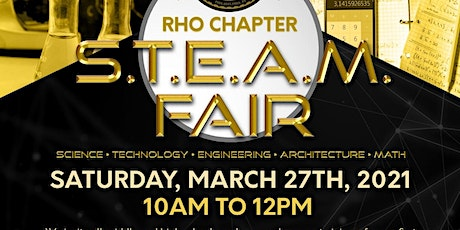 Rho S.T.E.A.M. Fair tickets