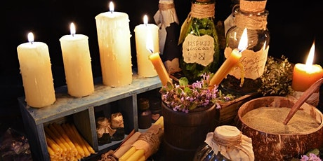 Witches Spellcasting Group with Alexandra 'The Wonky Witch' (monthly) tickets