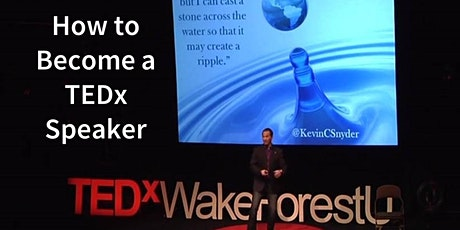 How to Become a TEDx Speaker  |  Plus Q&A! tickets