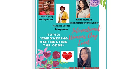 Empowering Her: Beating the Odds tickets