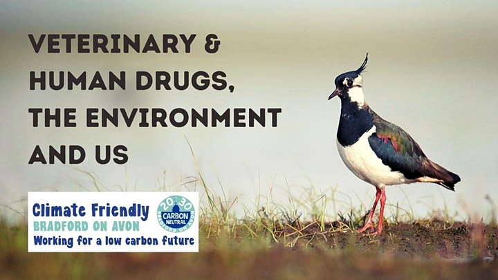 Veterinary and Human Drugs, the Environment and Us image