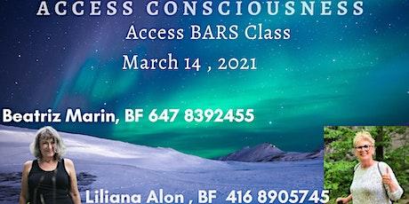 Access Bars Certification Class tickets