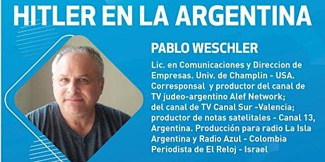 INVESTIGACION HISTORICA: HITLER EN ARGENTINA entradas