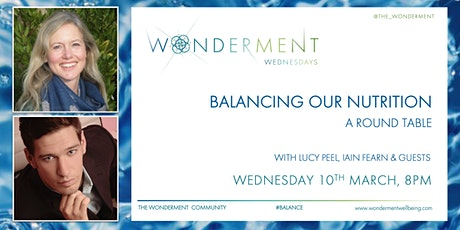 Balancing Our Nutrition - A Round Table tickets