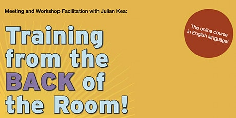 Training from the BACK of the Room Practitioner - Virtual Edition, English Tickets