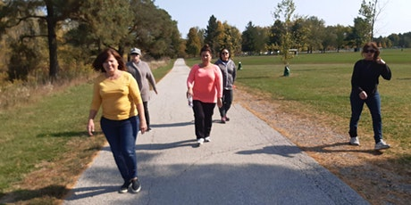 Carlisle/Waterdown Walk Fit/Walking Group + Stretch  8 wks tickets