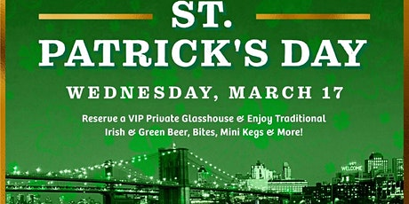 3/17: ST PATRICKS DAY WATERFRONT BASH ON THE PIER @ WATERMARK tickets