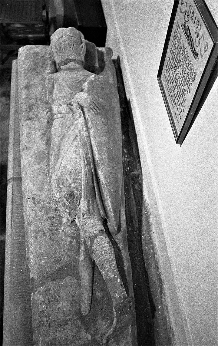 The Cross-Legged Effigy in Context: Myth and Legend image