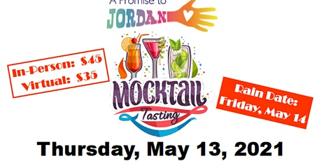 1st Annual Mocktail Tasting tickets